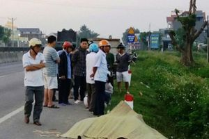 Thanh Hóa: Cái chết bất thường của nam thanh niên tử vong trên đường quốc lộ