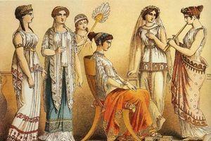 'Ngã ngửa' với những hành động kỳ quặc người xưa từng làm