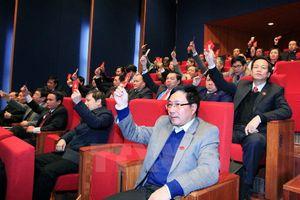 Lấy phiếu tín nhiệm Bộ Chính trị, Ban Bí thư trong tháng 12
