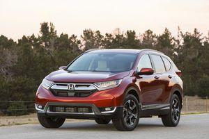 Honda CR-V 2018 dính lỗi động cơ 'nghiêm trọng'