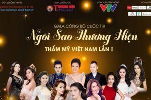 Gala công bố Cuộc thi Ngôi sao Thương hiệu Thẩm Mỹ Việt Nam sẽ được tổ chức ngày 16/10