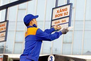 Xăng dầu đồng loạt tăng giá từ chiều 6/10