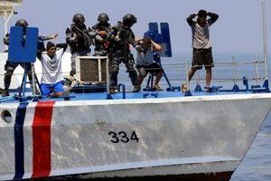 Báo động tình trạng cướp biển khu vực Philippines