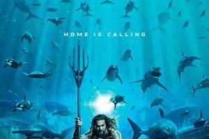 'Aquaman: Đế vương Atlantis' tung trailer mới đầy hấp dẫn