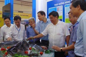100 gian hàng tham gia Hội chợ các sản phẩm Thủy sản