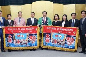 Xúc tiến hợp tác TP Đà Nẵng – TP Kisarazu, Nhật Bản