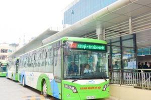 Hà Nội triển khai vé điện tử trên tuyến buýt nhanh BRT từ 10/10