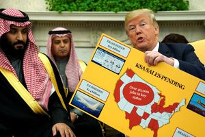 Thái tử Ả Rập Xê Út: Chúng tôi không nợ gì Mỹ và luôn trả bằng tiền mặt