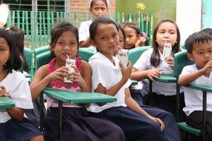 Minh bạch sữa học đường