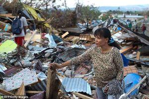 Thảm họa Indonesia: Vẫn còn 5.000 người mất tích