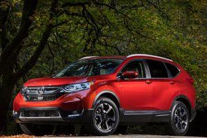 Honda thừa nhận CR-V gặp lỗi động cơ tại Mỹ
