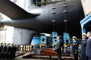 Mẫu tàu ngầm hạt nhân Nga bị Mỹ coi là đối thủ đáng gờm