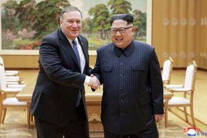 Ngoại trưởng Mỹ Mike Pompeo sẽ thảo luận về bước đi phi hạt nhân hóa với Chủ tịch Kim Jong-un