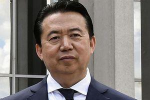 Chủ tịch Interpol nghi bị tạm giữ vì tham nhũng