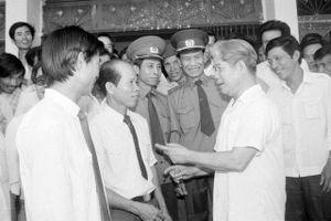 Người cộng sản mẫu mực, nhà lãnh đạo tài năng của Đảng và cách mạng Việt Nam