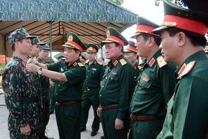 Quán triệt tổ chức triển khai thực hiện nghị quyết của Quân ủy Trung ương và đề án của Bộ Quốc phòng về đổi mới cơ chế quản lý tài chính quân đội
