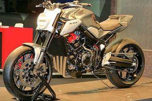 'Xế nổ' Honda CB650R thiết kế Neo Sports Cafe đầy mạnh mẽ