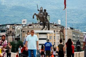 Macedonia & hành trình đổi tên nước