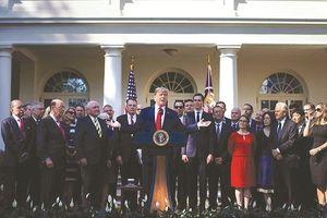 Mỹ đạt thỏa thuận thương mại mới với Mexico, Canada