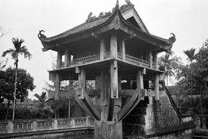 Kỳ lạ chuyện quanh pho tượng 'bất chấp' chất nổ trong chùa Một Cột