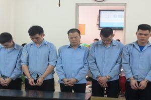 Mở tài khoản rút tiền cho người nước ngoài, 5 bị cáo lĩnh án
