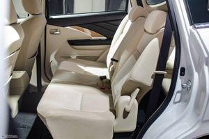 Hàng ghế thứ 3 trên Mitsubishi Xpander ngồi có thoải mái không?