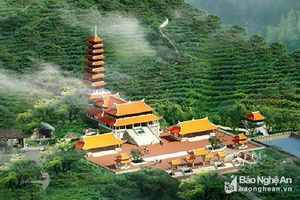 Vài nét về 'đất Phật' Nghệ An