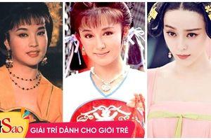 Nổi tiếng với vai Võ Mỵ Nương, 3 đại mỹ nhân lẫy lừng 'người trốn thuế khốn đốn, kẻ cay đắng đường tình'
