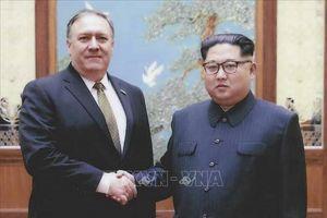 Ngoại trưởng Mỹ khẳng định kết quả tốt đẹp sau chuyến thăm Bình Nhưỡng
