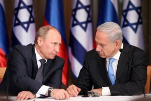 Lãnh đạo Israel và Nga nhất trí gặp nhau nhằm 'hạ nhiệt' căng thẳng