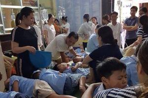 Gần 300 học sinh Ninh Bình bị ngộ độc thực phẩm: Đã xác định được nguyên nhân