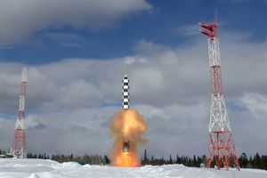 Nga phóng tên lửa siêu khủng 'không thể đánh chặn' có thể mang đầu đạn siêu âm