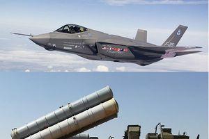 Mỹ cấp thêm cho Israel F-35 đấu S-300 Nga, muốn biến Syria thành 'Việt Nam thứ hai'