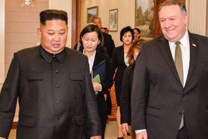 Ngoại trưởng Mỹ Pompeo gặp 'chớp nhoáng' ông Kim Jong-un
