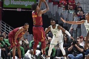 Chùm ảnh: Boston Celtics tiếp tục 'ôm hận' trước Cleveland Cavaliers