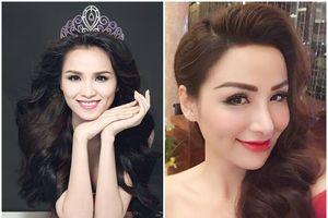 Hoa hậu Diễm Hương nói gì khi bị đặt nghi vấn 'dao kéo' vì nhan sắc khác lạ