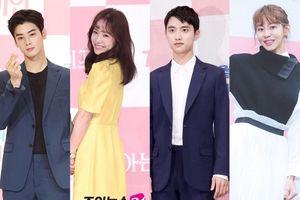 Xếp hạng độ 'nóng' của các diễn viên Hàn trong tháng Mười, ai là người thắng cuộc?