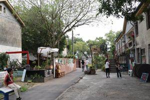 Ngôi làng độc đáo và thanh bình bậc nhất ở Taichung