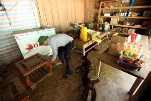 Điện Biên: Chỉ đạo khắc phục nguy cơ sạt lở tại xã Tìa Dình