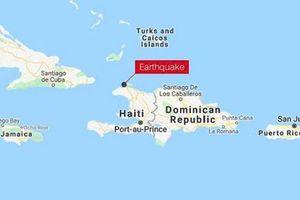 Động đất 5,9 độ Richter tại Haiti, ít nhất 11 người thiệt mạng