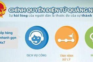 Tỉnh Quảng Ninh tổ chức giải quyết thủ tục hành chính theo phương thức '4 tại chỗ'