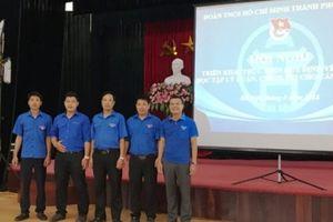 Hội nghị triển khai quy định về học tập lý luận chính trị