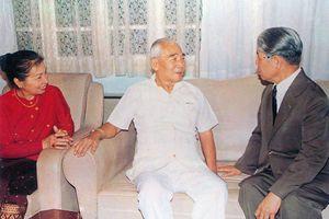 Ký ức con gái cố Chủ tịch Lào Xuphanuvong về nguyên Tổng Bí thư Đỗ Mười