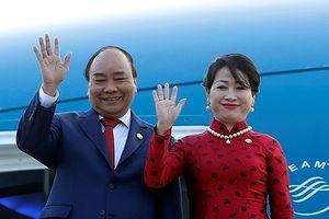 Thủ tướng lên đường dự Hội nghị Cấp cao Hợp tác Mekong – Nhật Bản