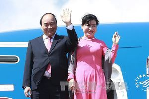 Thủ tướng đến Tokyo dự Hội nghị Cấp cao Hợp tác Mekong – Nhật Bản