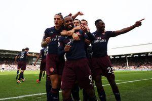 Toàn cảnh chiến thắng tưng bừng 5-1 của Arsenal trước Fulham
