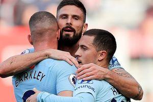 Hazard ghi bàn, Chelsea dễ dàng 'vượt ải' Southampton