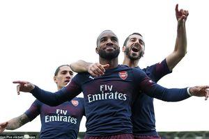 Arsenal thắng trận thứ chín liên tiếp, chen chân vào top 4 Ngoại Hạng Anh