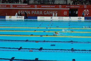 Việt Nam có Huy chương vàng đầu tiên tại ASIAN Para Games 2018