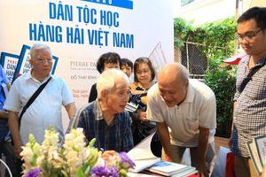 'Phác thảo dân tộc học hàng hải Việt Nam'- cuốn tư liệu quý về lịch sử giao thương hàng hải